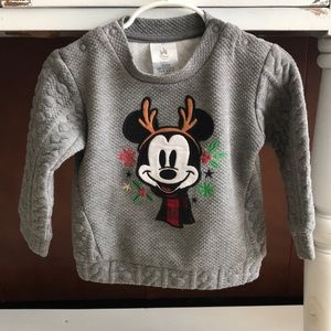 Disney baby Mickey Mouse sweater